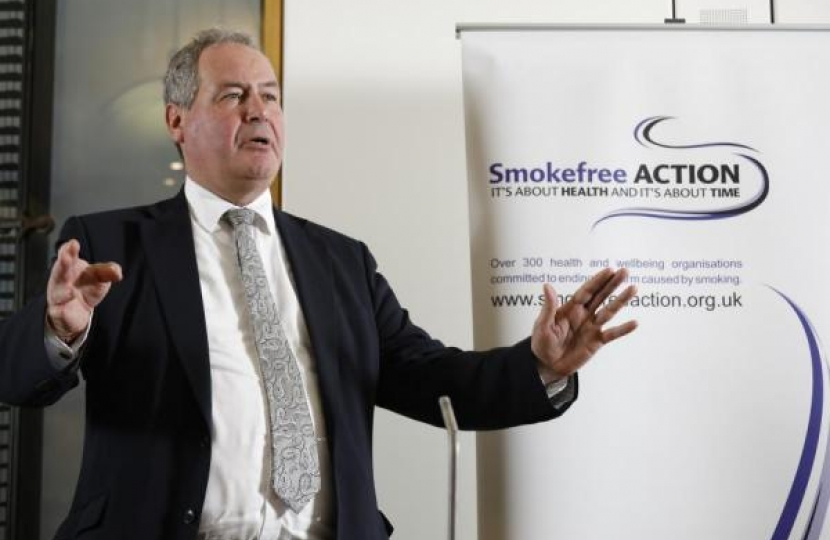 APPG Smoking & Health NHS Pledge Launch Event